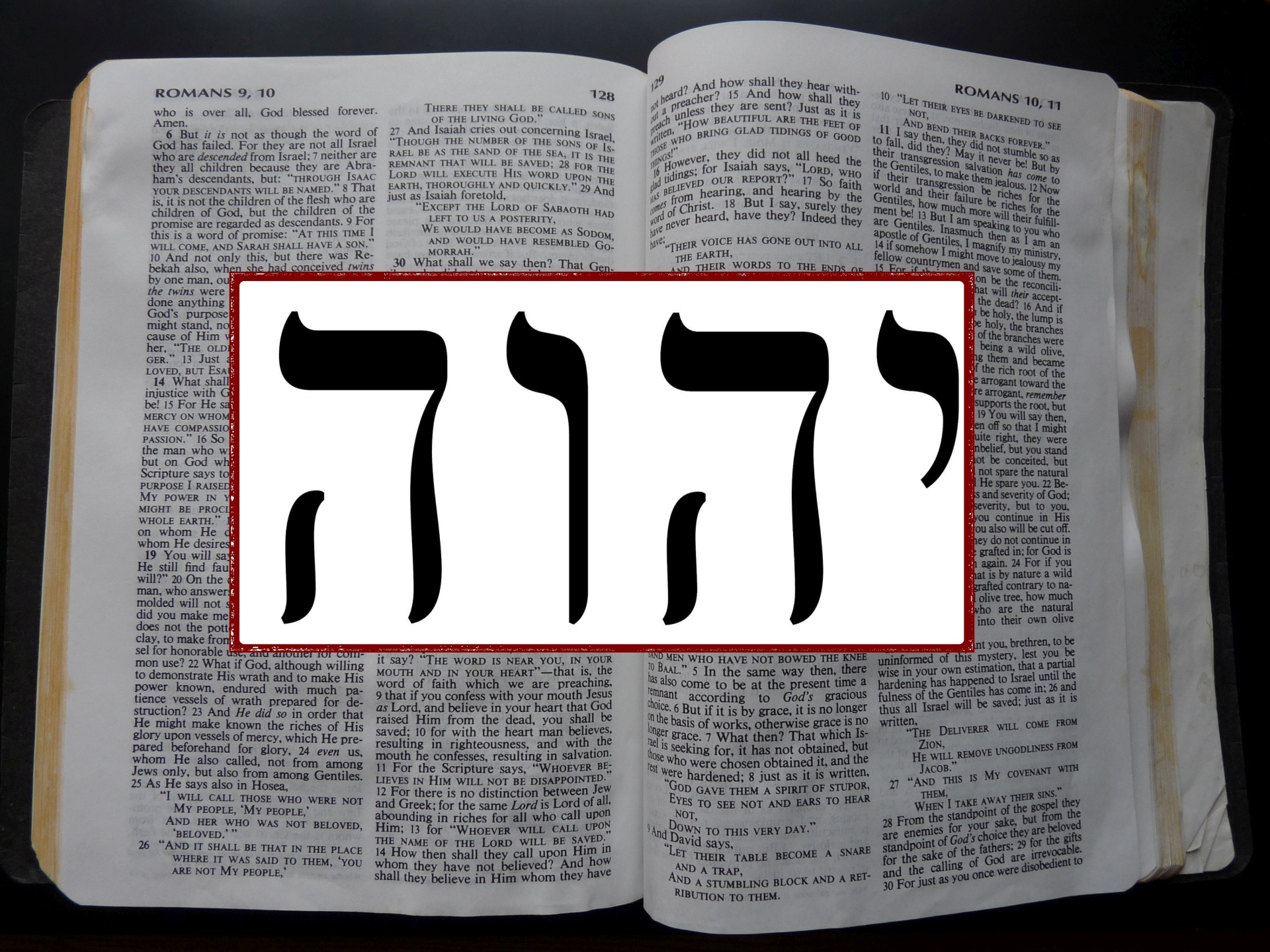 Did the Hebrew writers of the New Testament call Jesus YHWH (Jehovah)? – Chapter 10 – Yes, You Should Believe in the Trinity