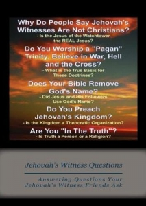 Video: Jehovah's Witness Questions: Answering Questions Your Jehovah's Witness Friends Ask